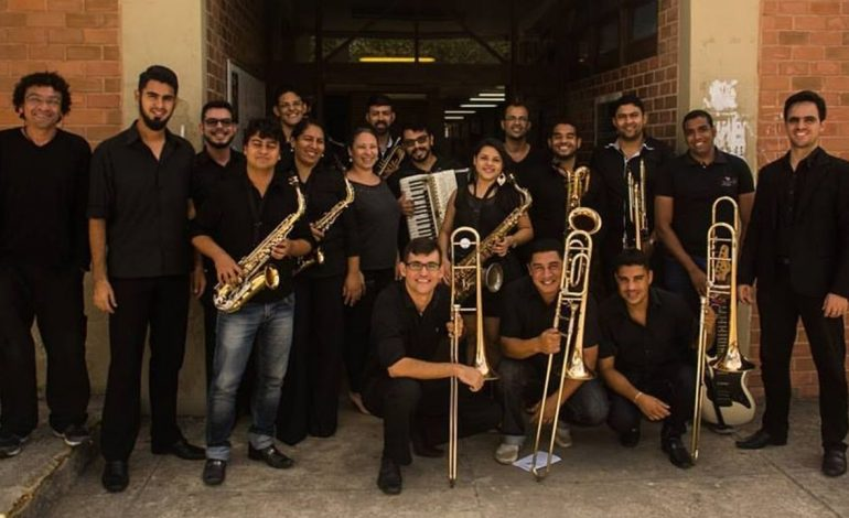 "'Quartas Acústicas' apresenta Big Band da UFCG com o show ""Do Jazz ao Baião"""