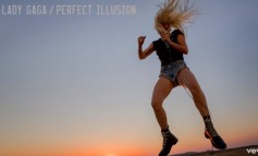 "Lady Gaga divulga ""Perfect Illusion"""